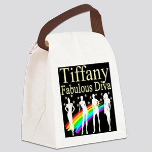 TRENDY DIVA Canvas Lunch Bag