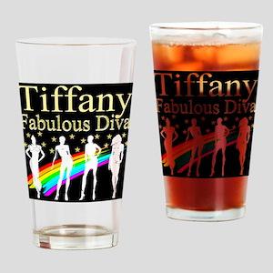 TRENDY DIVA Drinking Glass