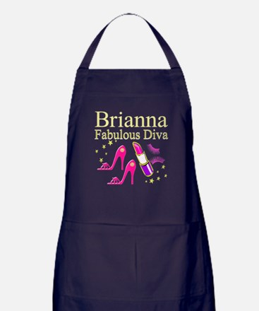 TRENDY DIVA Apron (dark)