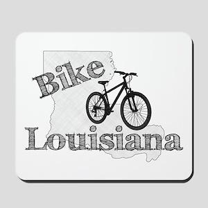 Bike Louisiana Mousepad