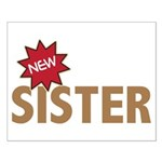 New Sister Sis Big Little Family Small Poster