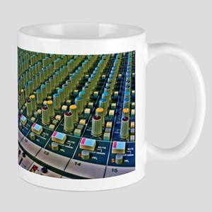 Mixing Board Sound Console Mugs
