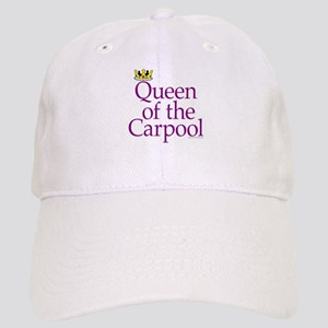 QUEEN OF THE CARPOOL Cap