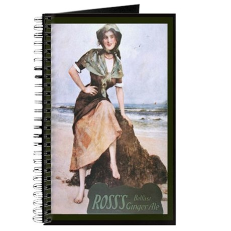 Old Irish Ginger Ale Ad Journal