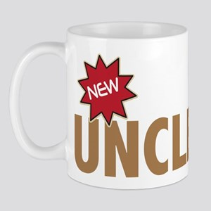 New Uncle Nephew Niece Family Mug