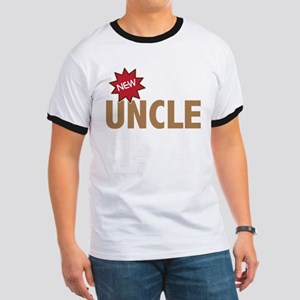 New Uncle Nephew Niece Family Ringer T