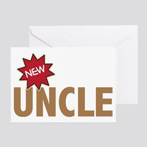 New Uncle Nephew Niece Family Greeting Card