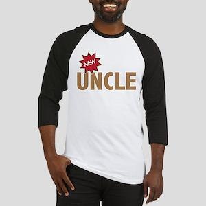 New Uncle Nephew Niece Family Baseball Jersey