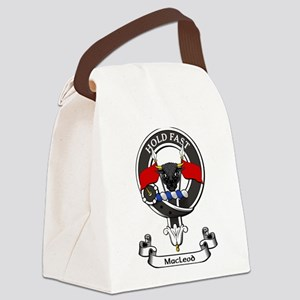 Badge - MacLeod Canvas Lunch Bag