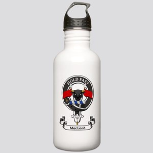 Badge - MacLeod Stainless Water Bottle 1.0L