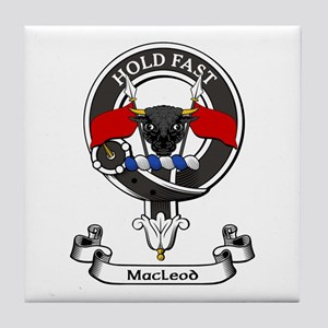 Badge - MacLeod Tile Coaster