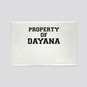 Property of DAYANA Magnets