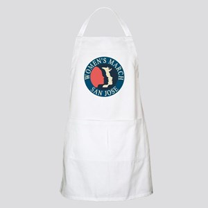 women march Light Apron
