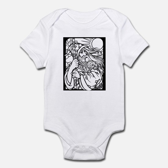 Wizard 2 Infant Bodysuit