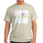Editors do it with Style Light T-Shirt