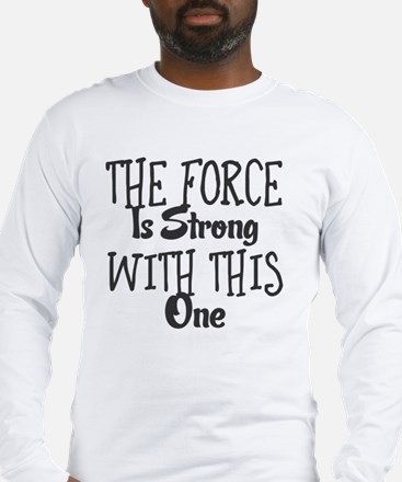 Cute Strong one Long Sleeve T-Shirt