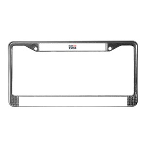 Oakland License Plate Frames - CafePress 49c938b7d0