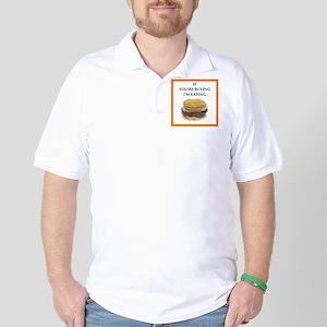 sausage Golf Shirt