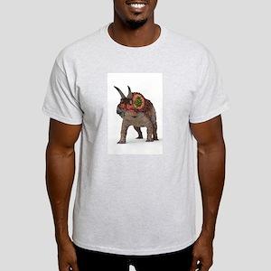 Triceratops dinosaur Women's Cap Sleeve T-Shirt