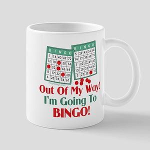 Bingo Players Funny Saying Mug
