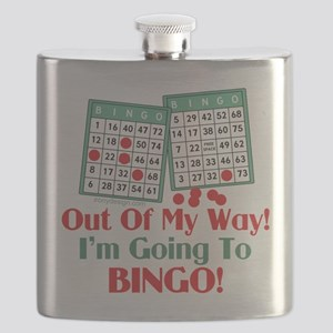Bingo Players Funny Saying Flask
