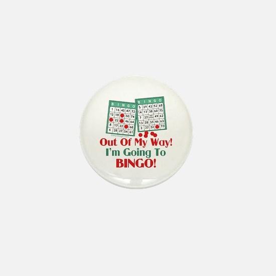 Bingo Players Funny Saying Mini Button