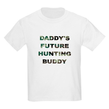 Future Hunting buddy Kids Light T-Shirt