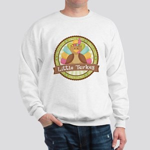 Little Turkey Sweatshirt