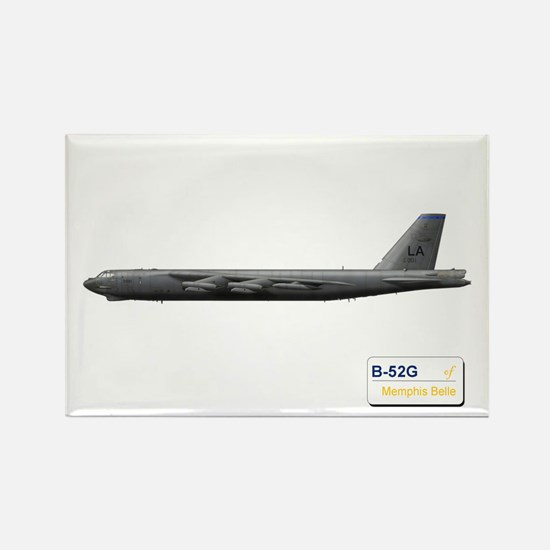 B-52 stratofortress Rectangle Magnet