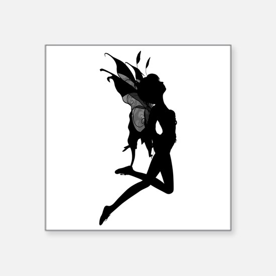 Fairy Silhouette Sticker