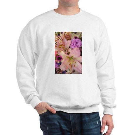 Flower Bouquets 3 Sweatshirt