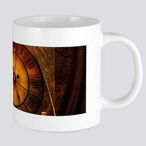 Awesome noble steampunk design, clocks Mugs