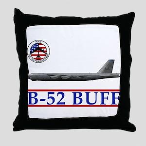 B-52 stratofortress Throw Pillow