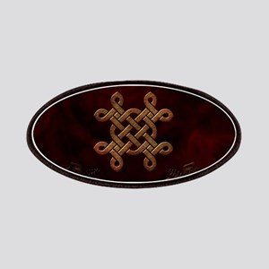 Celtic knote, vintage design Patch