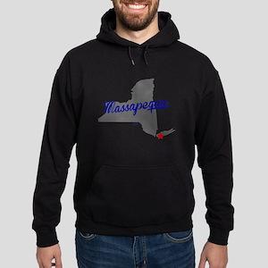 Massapequa NY Hoodie (dark)