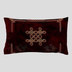 Celtic knote, vintage design Pillow Case
