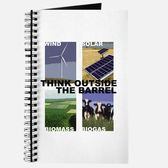 Think Outside the Barrel Journal
