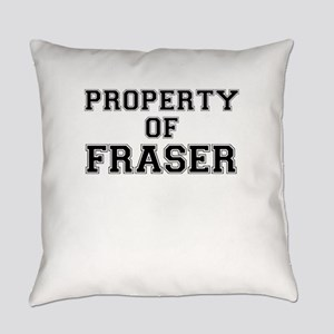 Property of FRASER Everyday Pillow