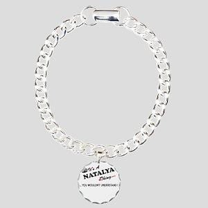 NATALYA thing, you would Charm Bracelet, One Charm