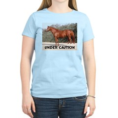 AFTM Under Caution Women's Light T-Shirt