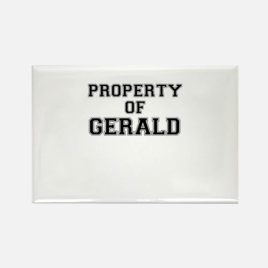 Property of GERALD Magnets