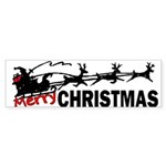 Merry Christmas Sticker 3