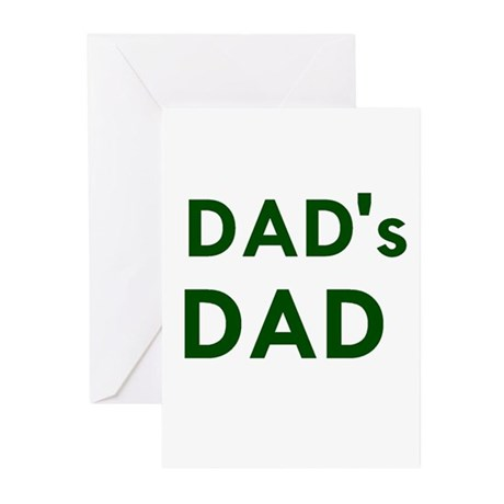 Dad's Dad Greeting Cards (Pk of 10)