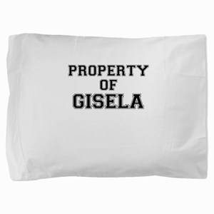 Property of GISELA Pillow Sham