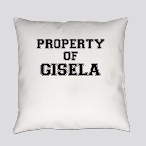 Property of GISELA Everyday Pillow