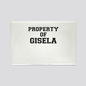 Property of GISELA Magnets