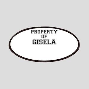 Property of GISELA Patch