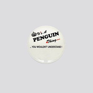 PENGUIN thing, you wouldn't understand Mini Button