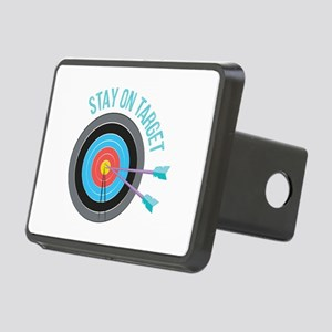 Stay On Target Hitch Cover