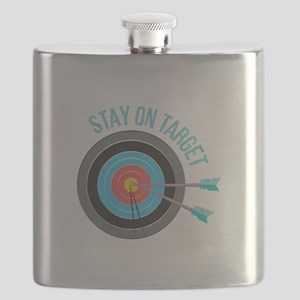 Stay On Target Flask